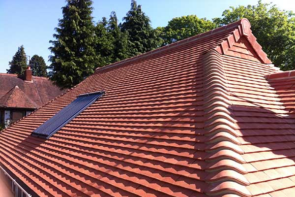 Roof tiling and slating Surrey